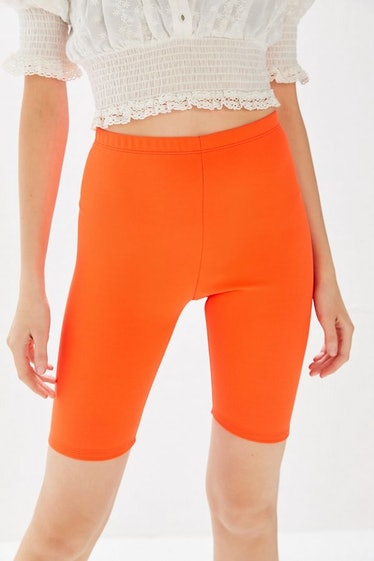 Out From Under Nelli Neon Bike Short