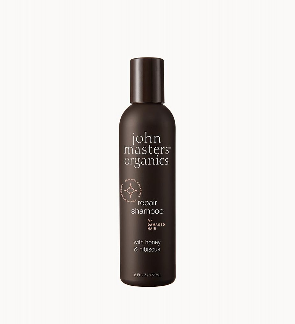 Repair Shampoo for Damaged Hair with Honey & Hibiscus