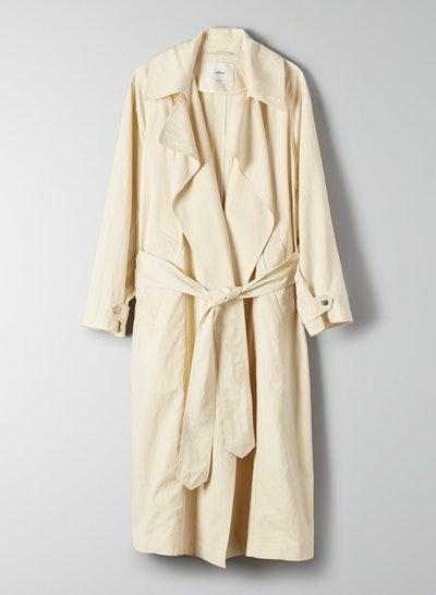 Wilfred Odette Trench Coat