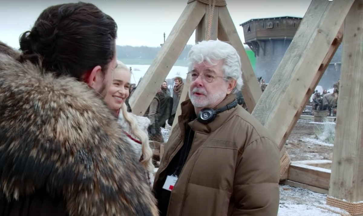 George Lucas Helped Direct The 'Game Of Thrones' Season 8 Premiere, Let That Sink In