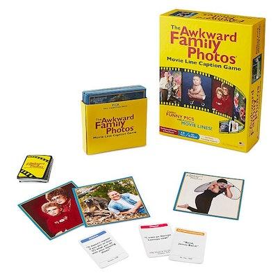 Awkward Family Photo Game