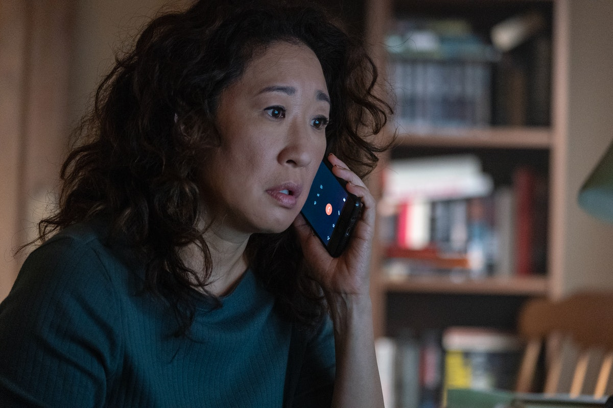 Who Is The Ghost On 'Killing Eve'? The New Assassin Could Change Eve & Villanelle's Dynamic