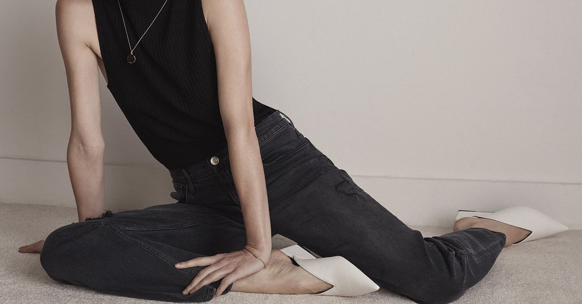 3x1 Jeans Are On Sale Right Now, Including A Bunch Of Styles Under $100