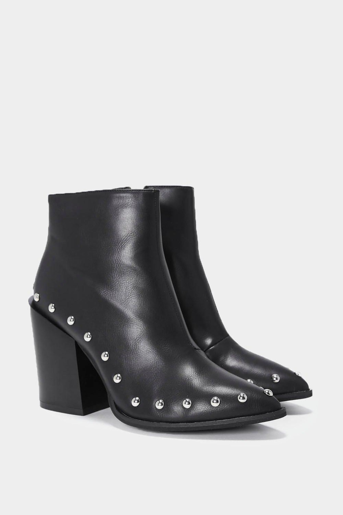 Charlie Studded Bootie