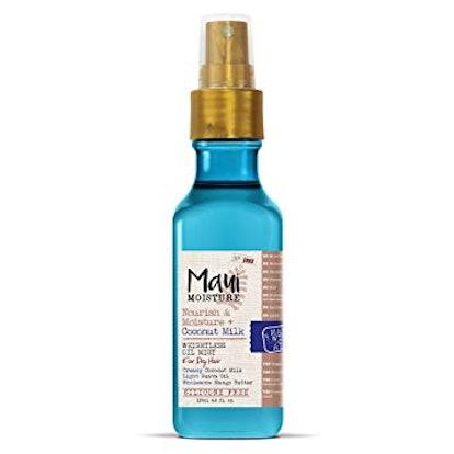 Nourish & Moisture Coconut Milk Weightless Oil Mist for Dry Hair