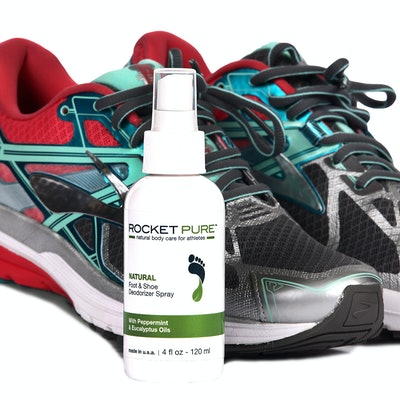 Rocket Pure Foot and Shoe Deodorizer