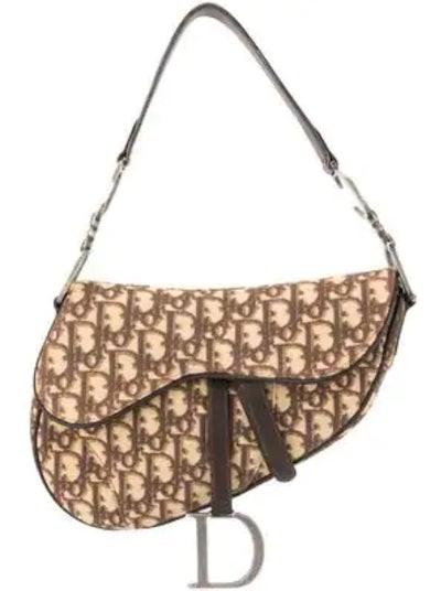 Trotter Saddle Handbag
