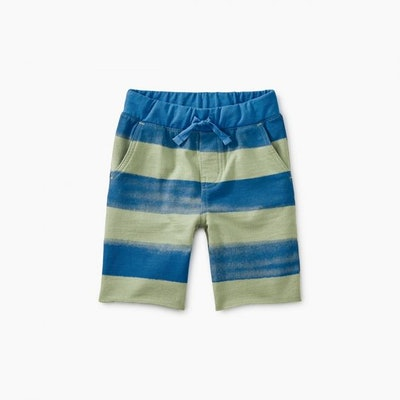 Patterned Cruiser Baby Shorts