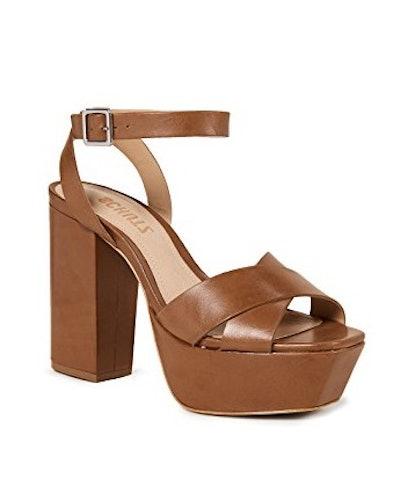 Saphire Platform Sandals