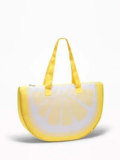 Lemon Rind Tote