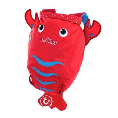 Trunki Lobster Paddle Pak Water Resistant Backpack