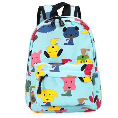 Zicac Canvas Backpack