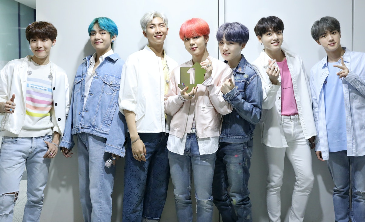 BTS Made History On The U.K. Charts With 'Map Of The Soul: Persona,' But Who's Surprised?
