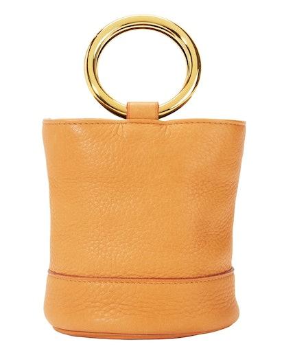 Bonsai Gold Mini Bucket Bag