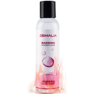 ZEMALIA Water-Based Warming Lubricant