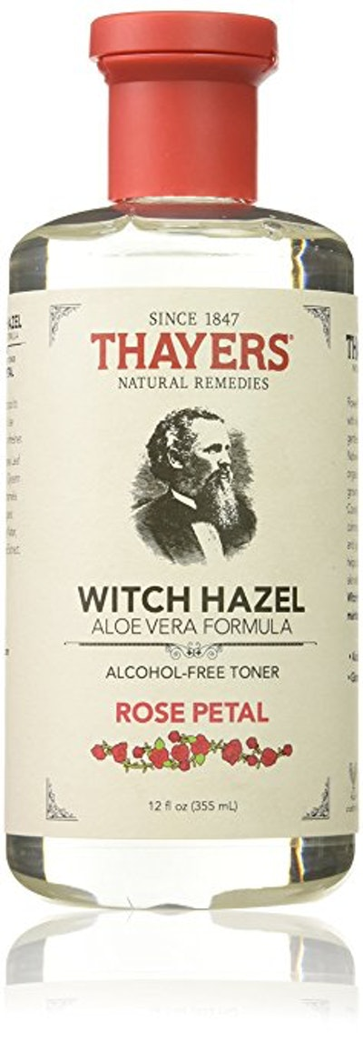 Thayer's Rose Petal Witch Hazel With Aloe Vera