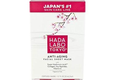 Hada Labo Tokyo Anti-Aging Facial Sheet Mask