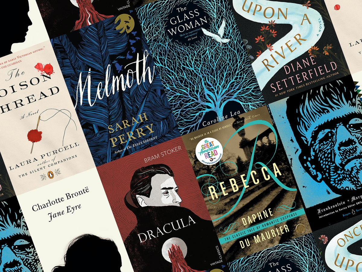 9 Gothic Novels To Read, Based On Your Favorite Classic Book