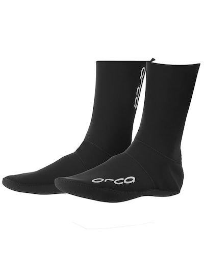 Orca Swimming Socks