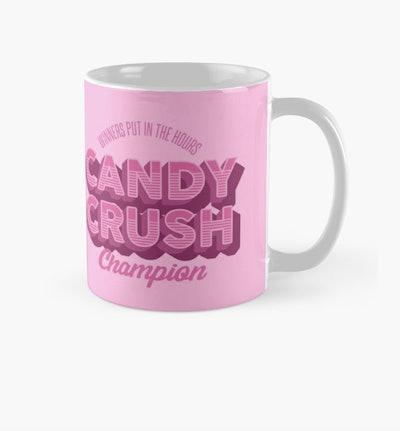 Candy Crush Champion Mug