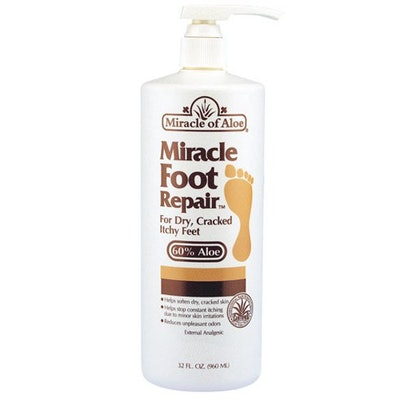 Miracle of Aloe Miracle Foot Repair