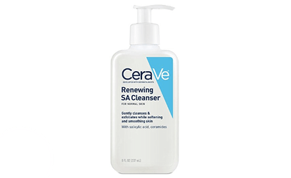 CeraVe Renewing SA Cleanser, 8 Fl. Oz.