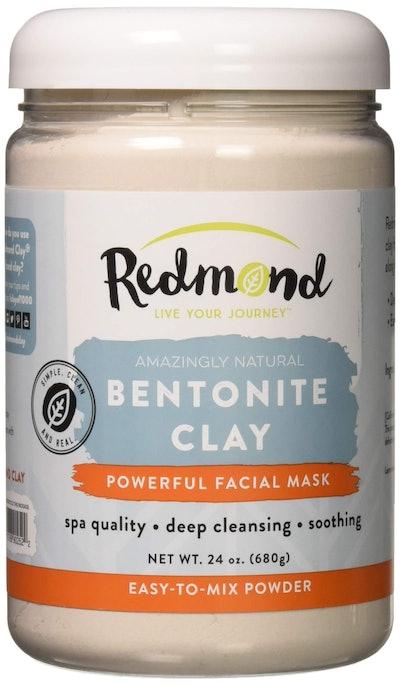 Redmond Bentonite Clay Mask