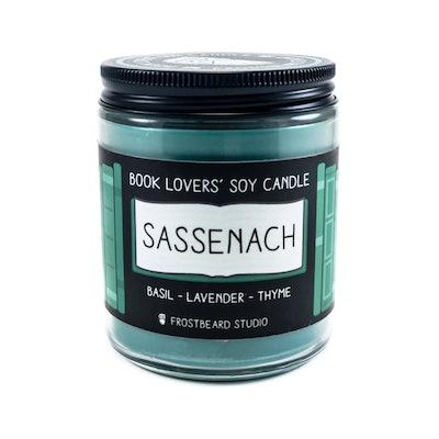 Sassenach Candle