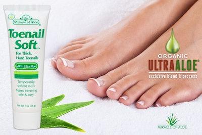 Miracle of Aloe Toenail Soft