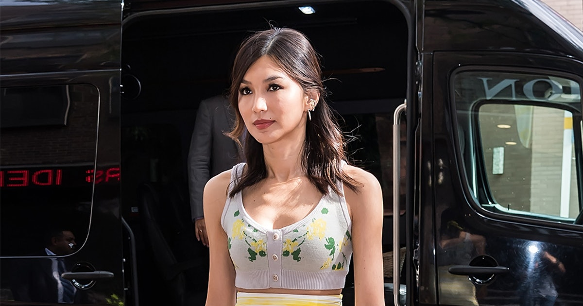 Gemma Chan's Street-Style Essentials Are The Definition Of Timeless