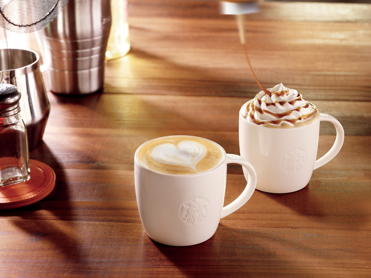 Where Are My Starbucks Stars? Here's What To Know About The Rewards Program Update