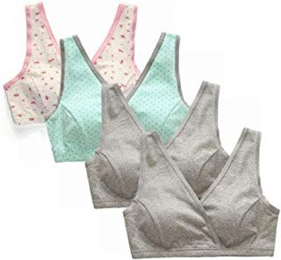 Nursing Maternity Bra Sleep Wrap Pack