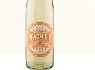 Peach Pie Wine