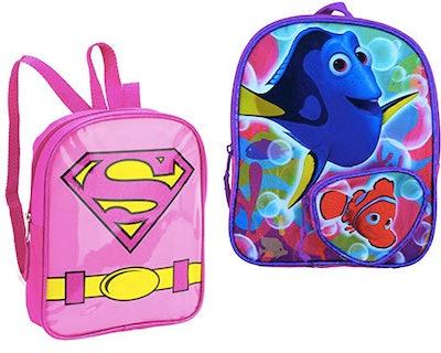 Disney Studios Toddler Preschool Backpack