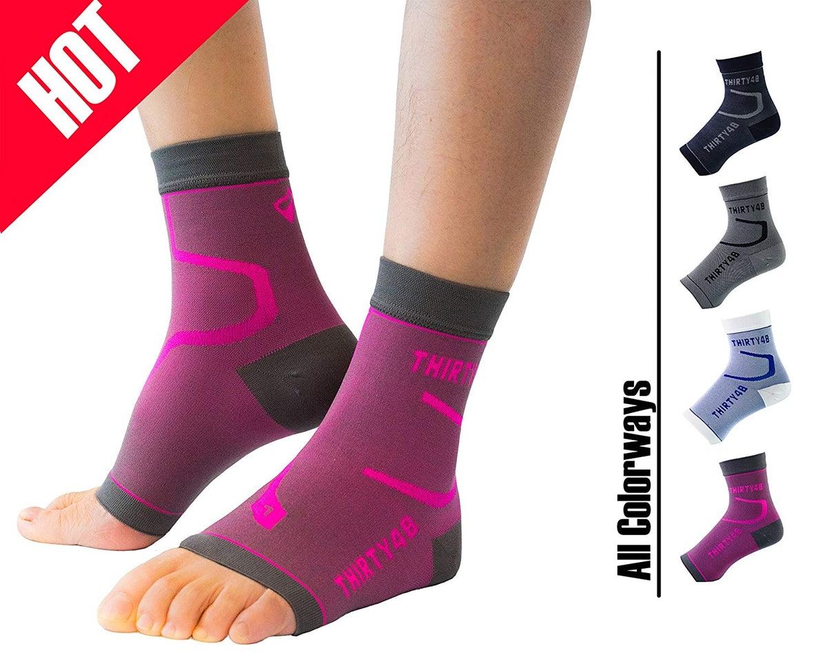 Thirty 48 Plantar Fasciitis Socks With Arch Support