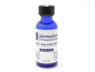 Dermalure AHA/BHA Acne Peel