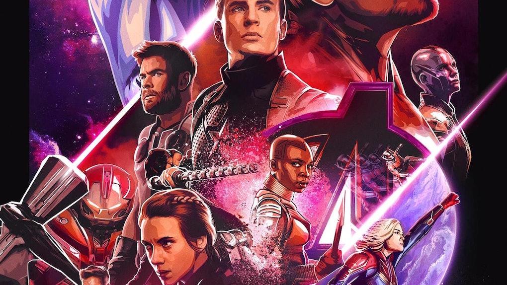 3 New Avengers Endgame Posters Offer New Looks At The Superhero Team