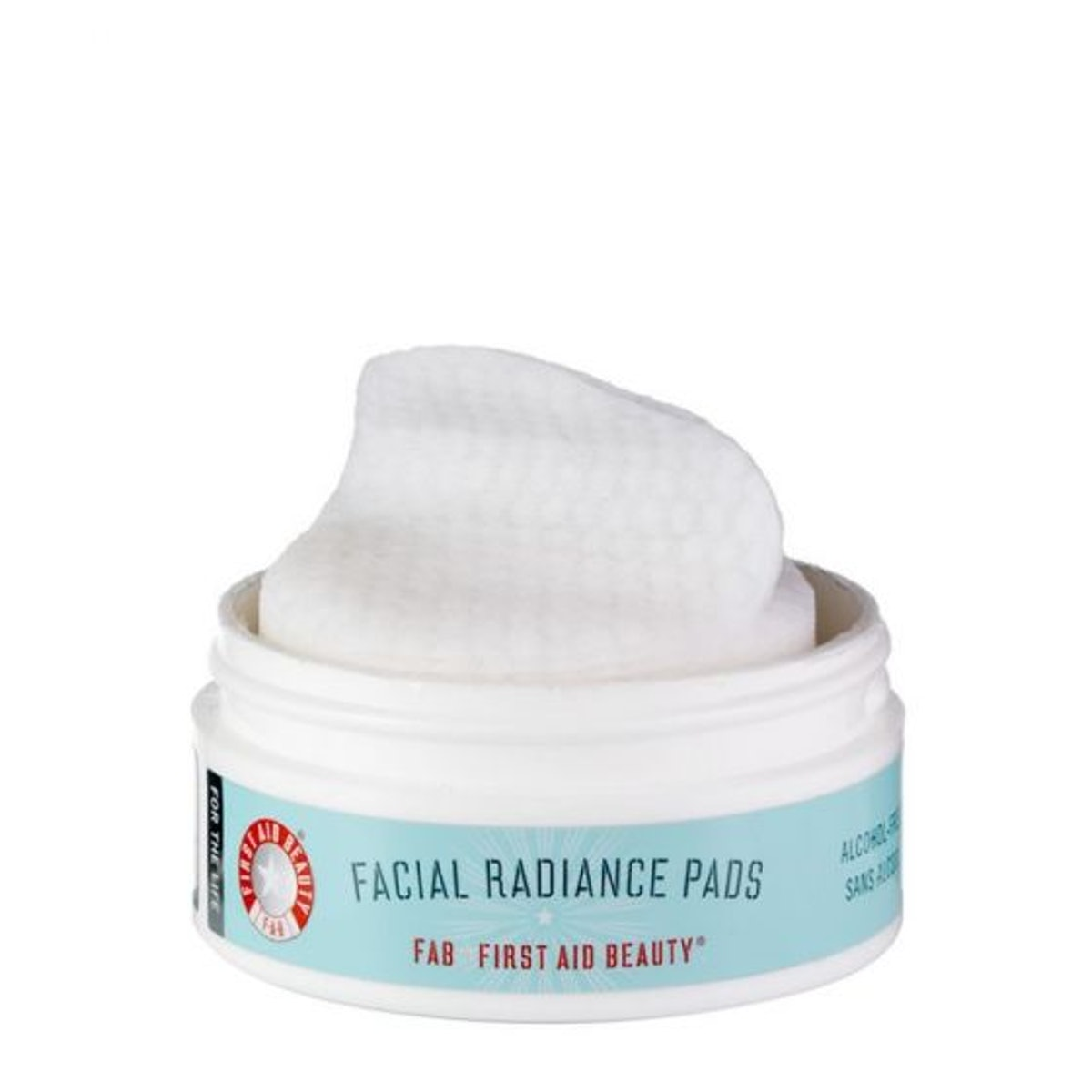 First Aid Beauty Travel Size Facial Radiance Pads