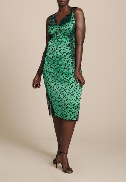Silhouette Spots Irina Dress