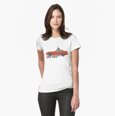 'Sixteen Candles' Jake Ryan Women's T-Shirt