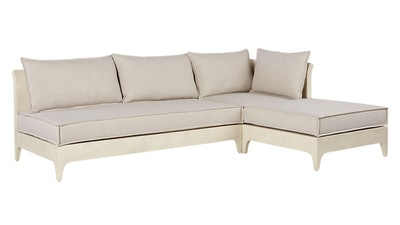 Piedra Outdoor 3-Piece Sectional