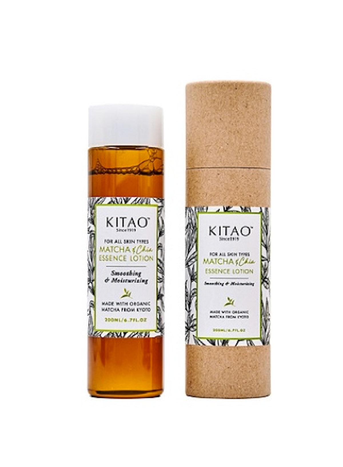 Kitao Matcha + Chia Essence Lotion