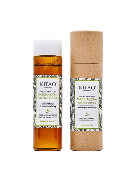 Kitao Matcha + Chia Essence Lotion
