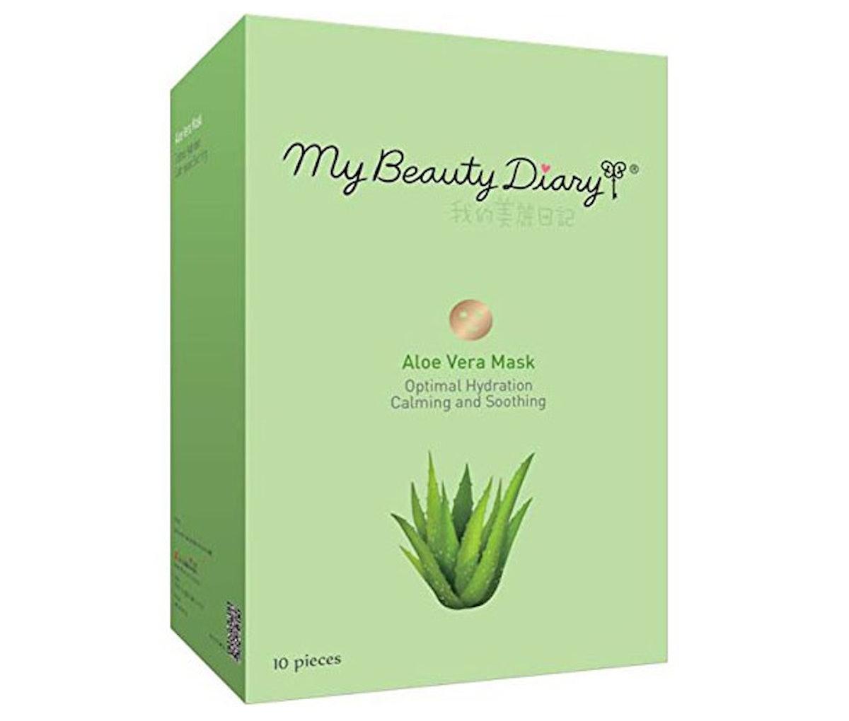 My Beauty Diary Aloe Vera Mask (10-Pack)