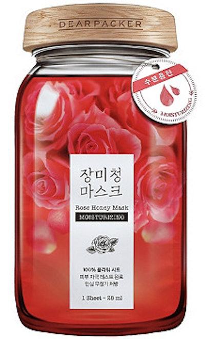 DEARPACKER Rose Honey Mask