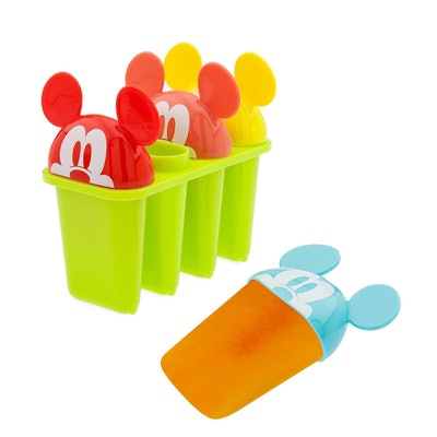 Mickey Mouse Popsicle Molds - Disney Eats