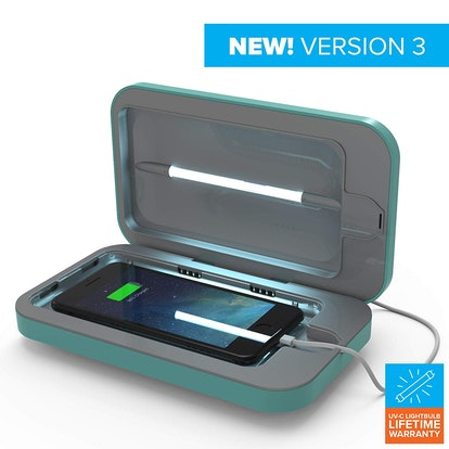 PhoneSoap 3.0 UV Sanitizer And Universal Phone Charger
