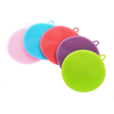 Silicone Sponges (Pack Of 5)