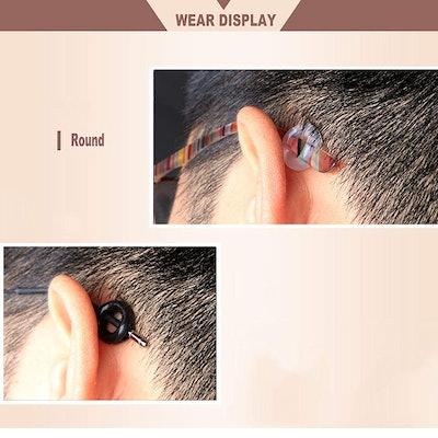 MOLDERP Eyeglass Temple Anti-Slip Tips