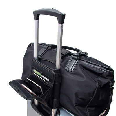 QEES Travel Bag Bungee Organizer